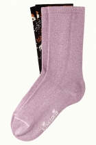 Chaussettes fleurie King Louie, Bloomsbury