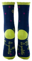 Chaussettes Lili Gambettes, Cocoon vertes