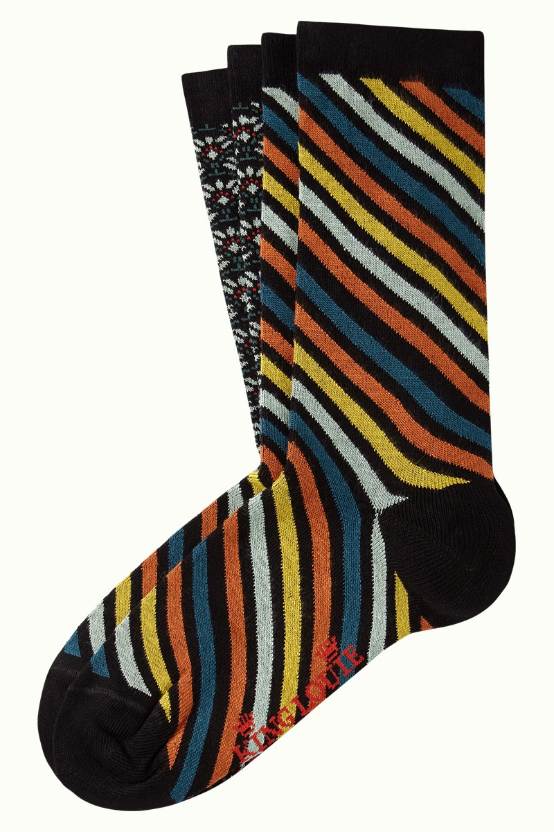 Chaussettes originales King Louie, Afternoon