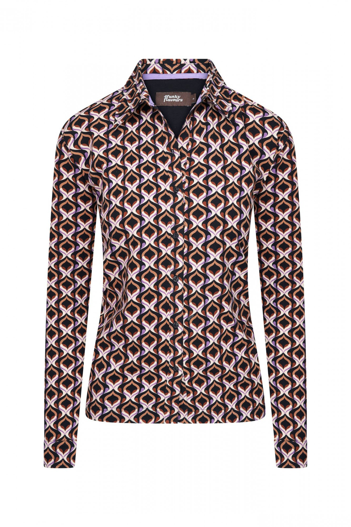 Chemise vintage 4 Funky Flavours The Melody