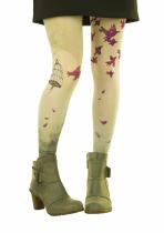 Collants fantaisie imprimés Liligambettes