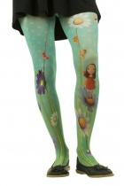 Collants imprimés Lili gambettes thème fée Chloé Rémiat