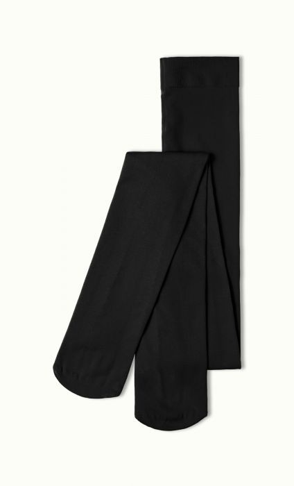 Collants opaques noirs King Louie