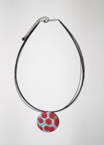 """Collier \""""cable\"""" 38 mm Yaya Factory"""