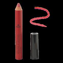 Crayon rouge à lèvres Vrai Rouge Certifié bio  Avril cosmétique