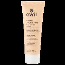 Crème jour et nuit 50 ml - Certifiée bio  Avril cosmétique