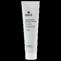 Dentifrice blanchissant 100ml - Certifié bio  Avril cosmétique