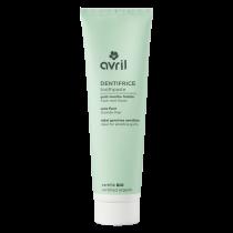 Dentifrice menthe 100ml - Certifié bio Avril cosmétique