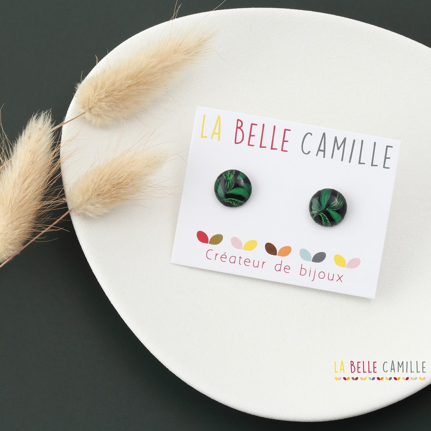 Earring original chip Belle Camille Lili