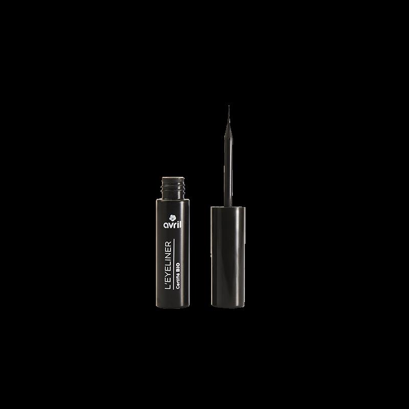 Eyeliner Noir Certifié bio  Avril cosmétique