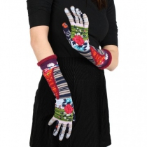 Gants Corset multicolores Dub & Drino