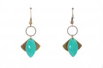 Geometric Ada earrings, Be Chic Bijoux