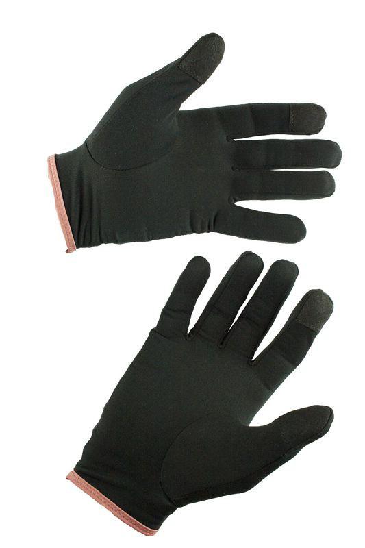 Gloves original printed Peacock Lili Gambettes