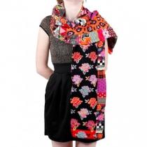Grande écharpe colorée Dub & Drino