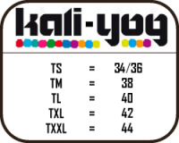 Guide des tailles Kali Yog