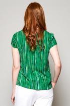 Haut manches courtes original vert Nomads