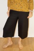 Jupe-culotte noire Princesse Nomade