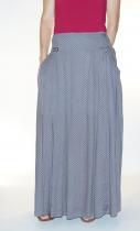 Jupe longue taille unique Moshiki