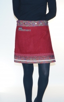 Jupe Moshiki Chapati Short 40 cm C