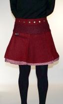 Jupe Moshiki Souffle Short 40 cm E