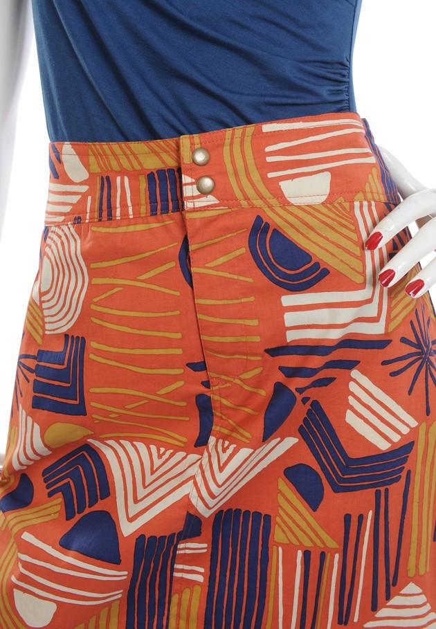Jupe motifs géométriques Princesse Nomade, Etoile 1
