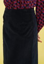Jupe noire unie Princesse Nomade