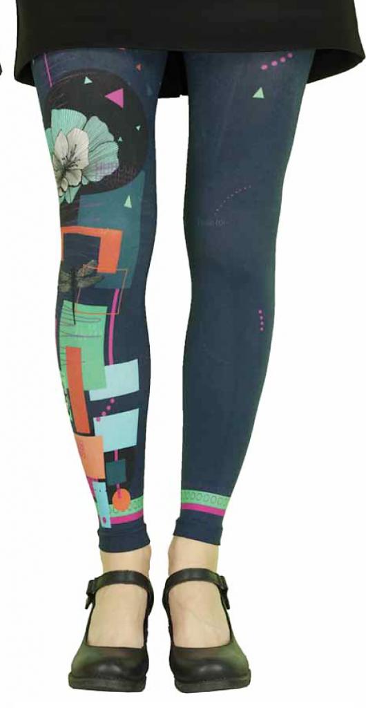 Legging fantaisie Multi Lili Gambettes