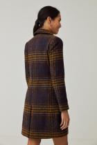 Magnifique manteau mi-long Surkana