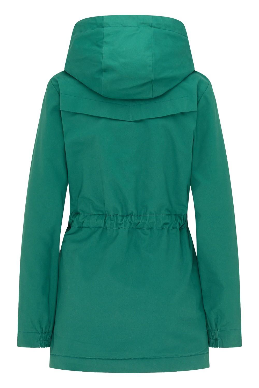 Manteau femme vert Tranquillo