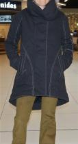 Manteau original noir Cosmos Kali Yog