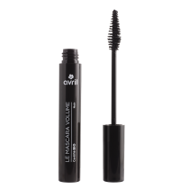 Mascara Volume Noir Certifié bio  Avril cosmétique