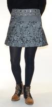 Mini jupe taille modulable Moshiki A