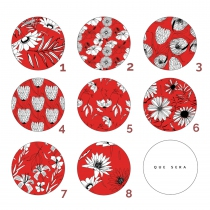 Motif YAYA FACTORY 38mm QUE SERA 38