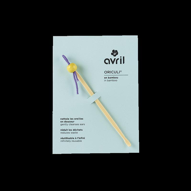 Oriculi© Cure-oreilles écologique  Avril cosmétique