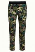 Pantalon en coton Bio King Louie, Joni Ricci