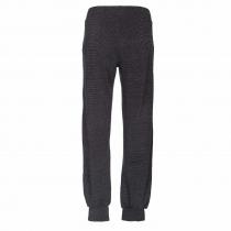 Pantalon noir coton Bio Moshiki