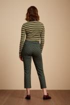 Pantalon rétro King Louie, Luz Brioche