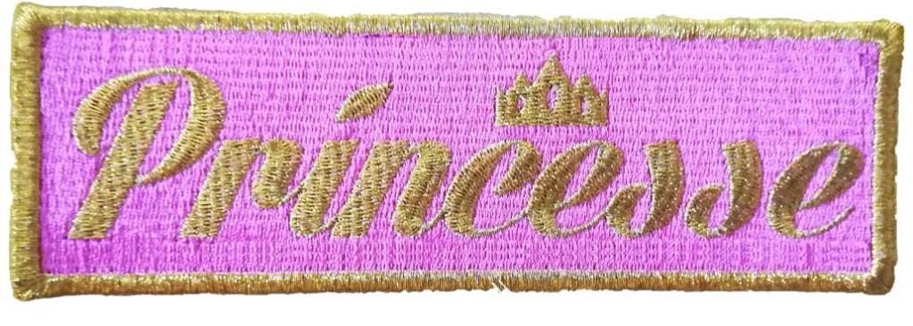 Patch Pomkin Mooders Princess pink