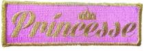 Patch Pomkin Mooders Princesse rose