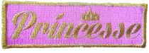 Patch Princesse Pomkin