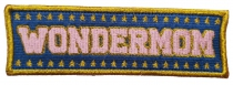 Patch Wondermom Pomkin