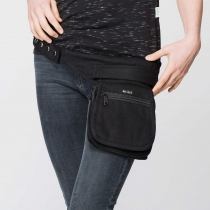 Pochette Paris side pocket 7 noire