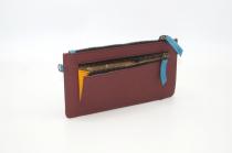 Portefeuille cuir / Compagnon modèle unique femme #11