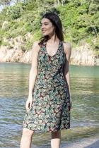 Printed Dress racerback Lingam