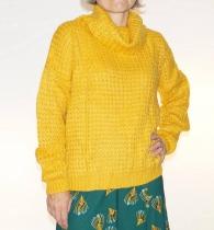 Pull jaune Princesse Nomade