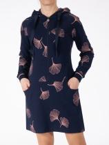 Robe à capuche Melle Yéyé, Renne on holidays dress