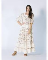 Robe dos nu ou jupe bohème Rhum Raisin, Cueillette 33