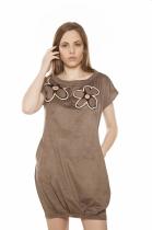 Robe forme boule Starita Mamatayoe