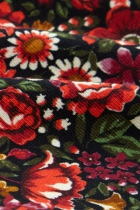 Robe hiver fleurie King Louie, Tallulah Rosegarden