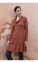 Robe imprimé Angela Lingam